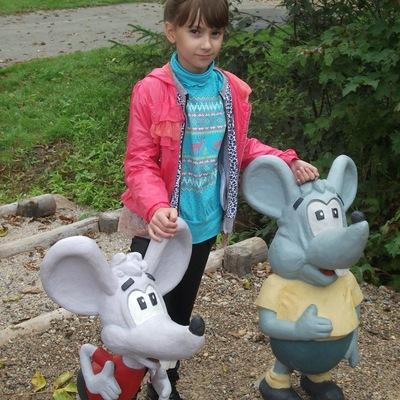Vika Zhyikhareva, 10 июня , Углич, id207289574
