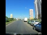 Как переходят дорогу на Левенцовке. Улица Еременко.