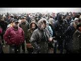 «Марш абураных беларусаў» у Мінску / «Марш возмущенных белорусов» в Минске