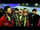 BiG BANG 2011 MTV Europe Music Awards RED CARPET iNTERViEW