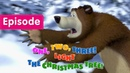 Masha and The Bear - One, Two, Three! Light the Chistmas Tree! (Episode 3)