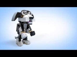 31021 Лего Криэйтор Пушистые зверушки