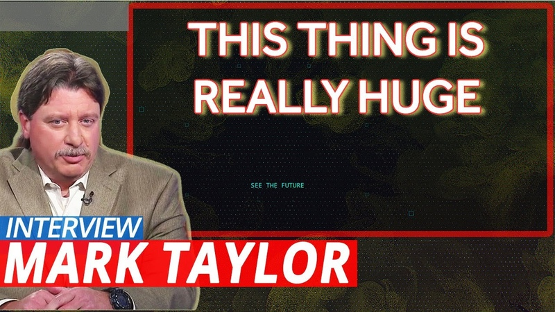 Mark Taylor Interview December 2018 - THIS THING IS REALLY HUGE