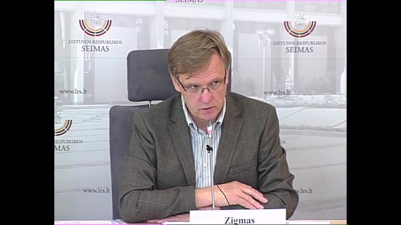 Signataras Z Vaišvila apie prezidentę D Grybauskaitę kaip didžiulę grėsmę Lietuvos nacionaliniam saugumui apie tai kad seima