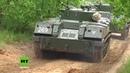 Wostok 2018: Russlands bislang größtes Militärmanöver mit 300.000 Soldaten hat begonnen