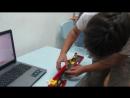 Проектная работа по робототехнике №4
