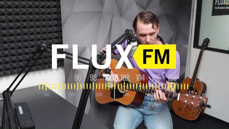 Drangsal - Magst Du Mich live @FluxFM