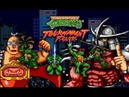 M.U.G.E.N TMNT: Tournament Fighters NES Remake (PC) - Gameplay Download Link