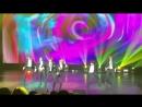 BTS perfomance on Korea France concert