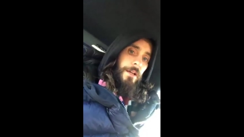 Jared Leto Ig live video 20 03 2018