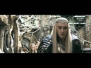 Гэндальф и Трандуил удалённая сцена из Хоббит Битва пяти воинств русская озвучка