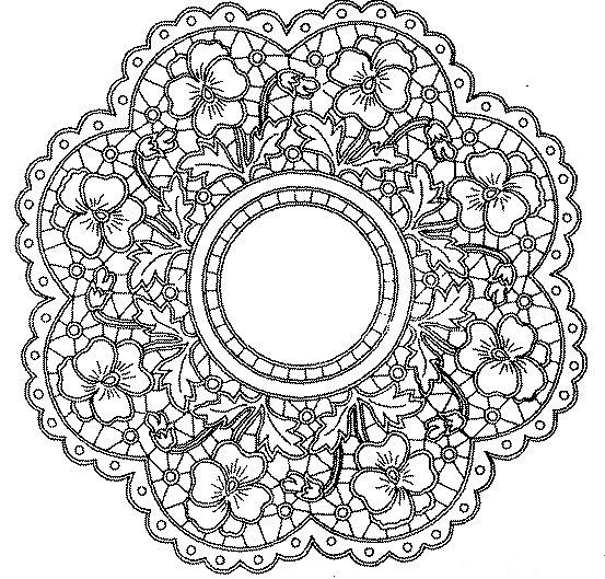образцы ришелье - фото 3