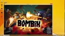 Артур Админ стрим Бомбикс на геймпаде (джойстике)