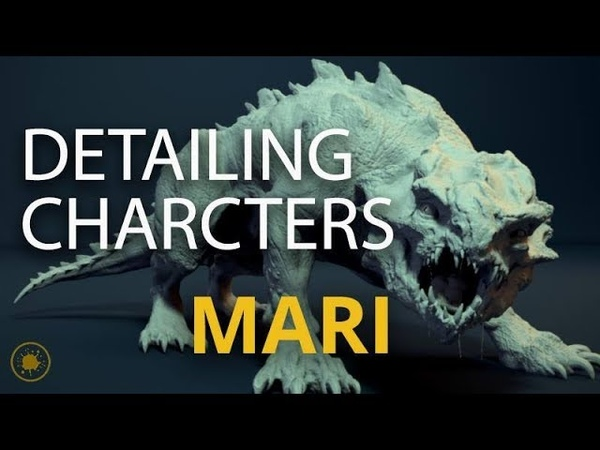 The Best Way of Detailing Characters - Mari - Part 1