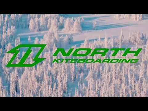 Snowkiting³