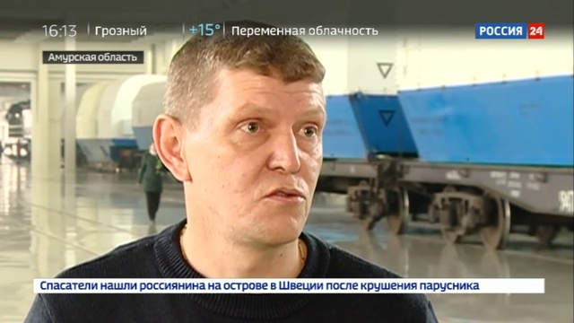 Новости на Россия 24 • Метеор и наноспутники отправятся в космос на Союзе