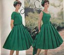 Выкройка платья 60-х годов выкройка платья х годовШирина: 400 pxВысота.