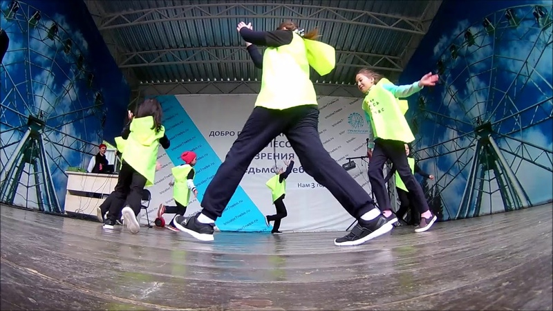 п. 7-ое небо (01.06.2018) - Танец Setting off. Школа танцев S-ART