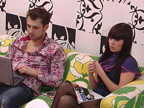 ДОМ-2 Город любви 2461 день Вечерний эфир (04.02.2011)