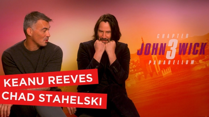 Keanu Reeves reveals who he would choose to protect him and talks John Wick Avengers memes