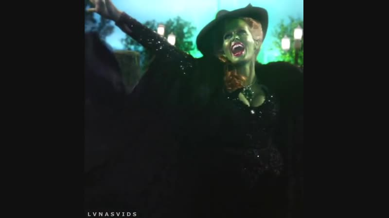 Zelena Mills Wicked Witch