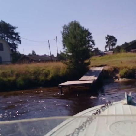 из реки сяпся в сямозеро на катере