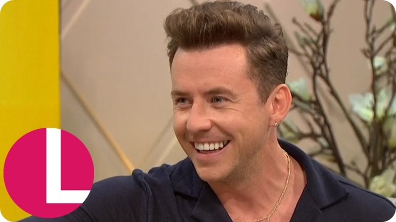 Lorraine: McFly's Danny Jones Says Going Solo Has Almost Been Like Therapy