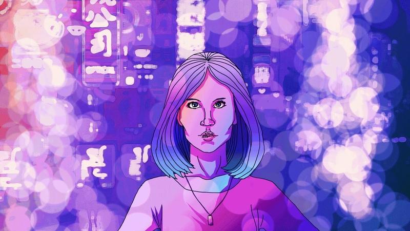Cyberpunk Retro Music