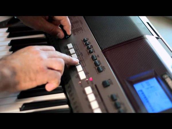 Yamaha PSR E-443 DJ Function.
