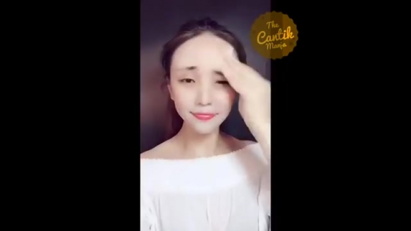 TIK TOK MAKE UP CHINA │ di sumpal dan di lakban demi terlihat