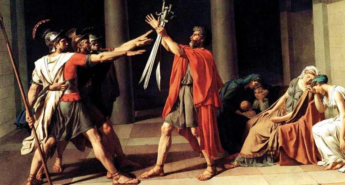 Римляне и их клятва