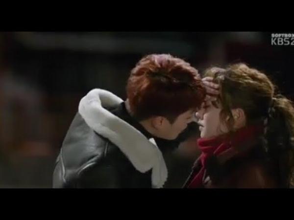 Первые поцелуи из дорам... Милота😍