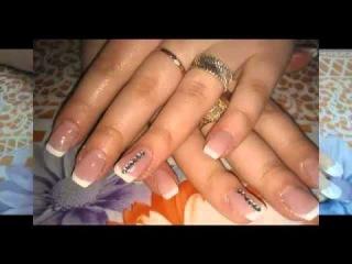 ужасные нарощенные ногти