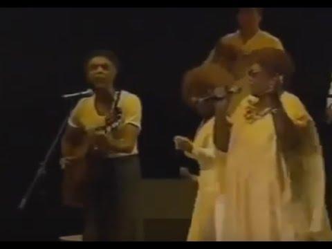 Dona Ivone Lara, Gilberto Gil e Elza Soares - Temporal (ao vivo, 1996)