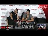 The Vampire Diaries (Paul Wesley &amp Ian Somerhalder) Fan Expo Canada 2018 Full Panel