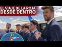 Así fue el viaje de la Selección a Rusia, desde dentro del avión   Diario AS
