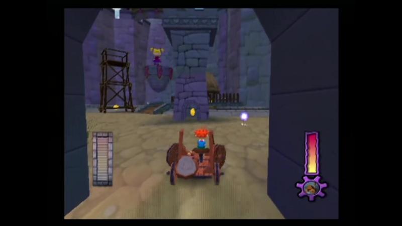 [ShadowBMX] Обзор игры Rugrats Royal Ransom