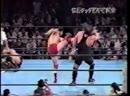 1998 07 15 Toshiaki Kawada Akira Taue c vs Gary Albright Yoshihiro Takayama JIP
