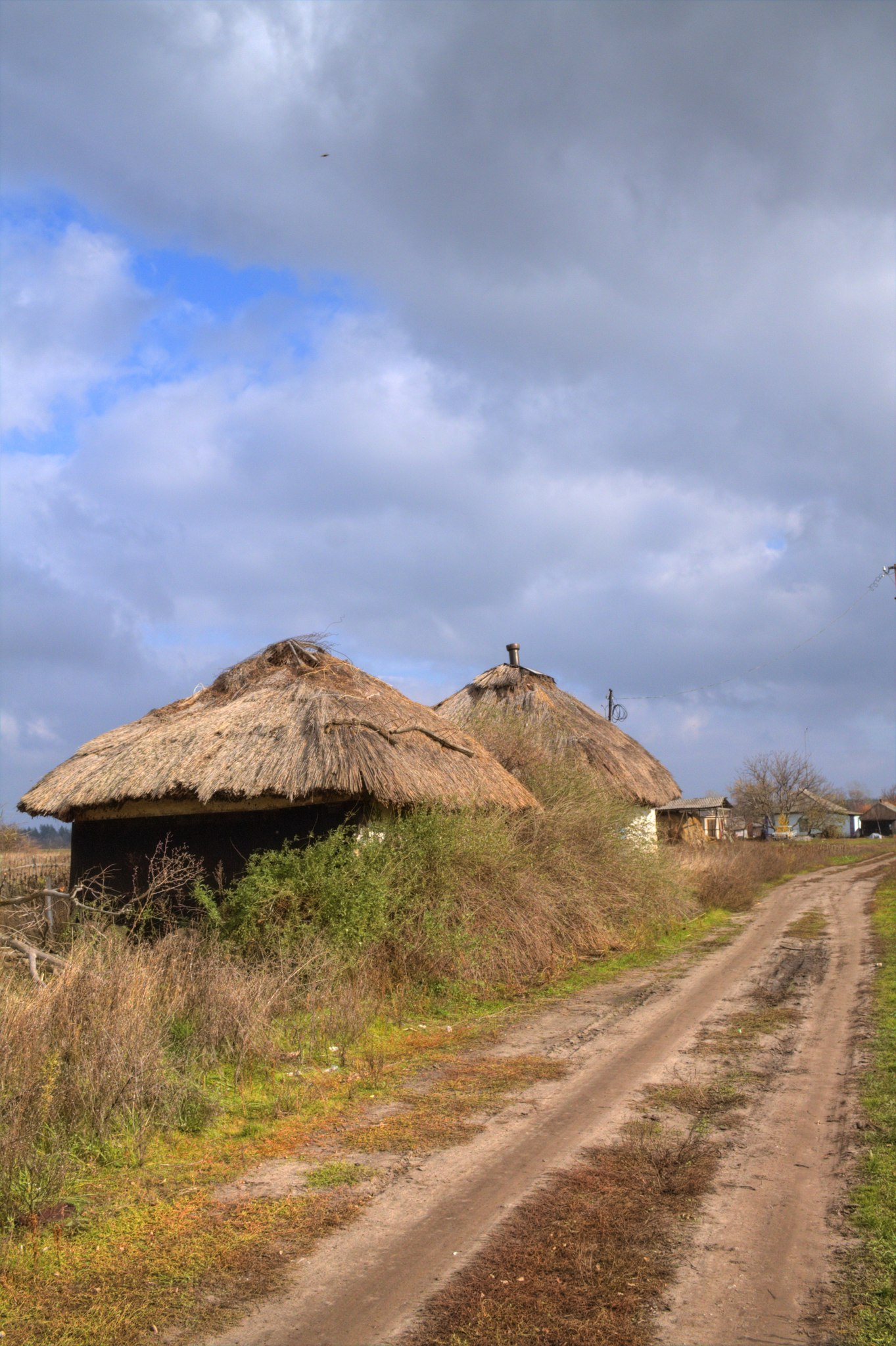 украинские села фото весь цикл работ