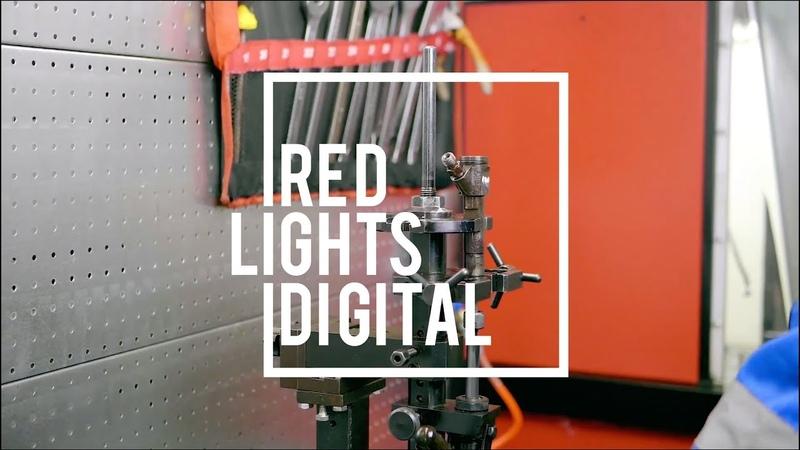 Рекламный ролик Сервиса ремонта топливных инжекторов | By Red Lights Digital