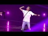 FANCAM 180909 BTS LOVE YOURSELF TOUR IN LA