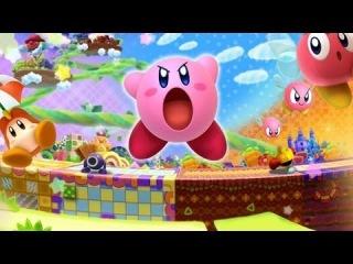Kirby Triple Deluxe - Trailer