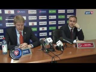 Герман Титов: «У нас состоялся с командой мужской разговор в раздевалке»