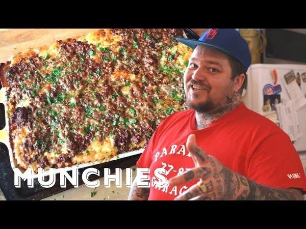 How To Make Matty Matheson's Guaranteed To Get You Laid Lasagna