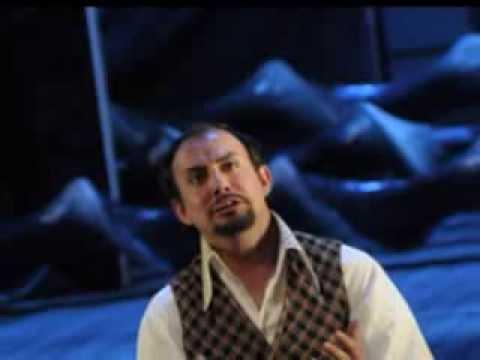 Franco Fagioli Dull delay in piercing anguish Jephtha by Handel