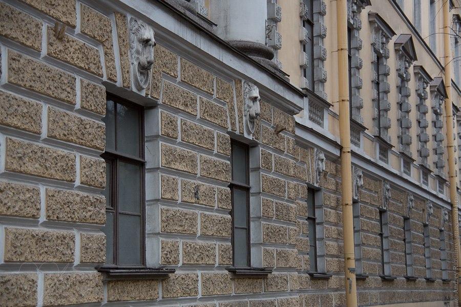 львы в санкт-петербурге