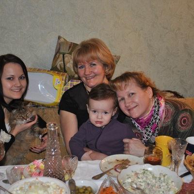 Людмила Потапова, Москва, id156859605