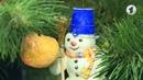 Новогодние игрушки из ваты – оригинально и модно / Утренний эфир