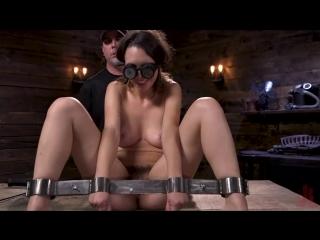 [DeviceBondage.com / Kink.com] Jade Nile - Newbie Jade Nile Struts Her Slut Stuff Bondage, Fingering, Flogging, Vibrator,