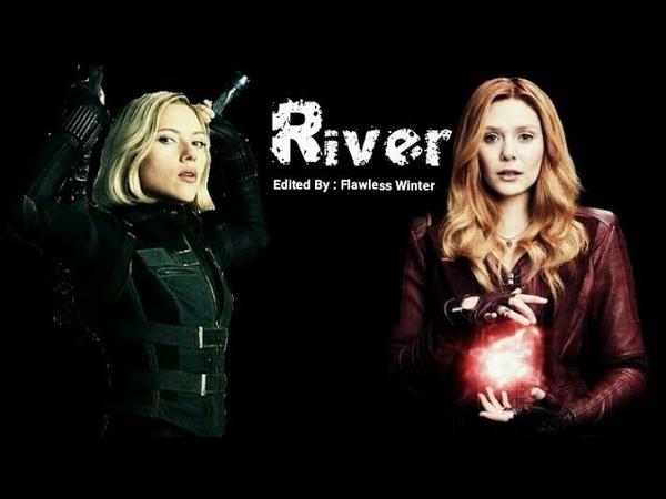 Natasha Romanoff Wanda Maximoff   Run Me Like A River